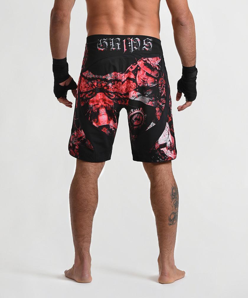 Samurai Warrior - Miura Evo 2.0 Fightshort