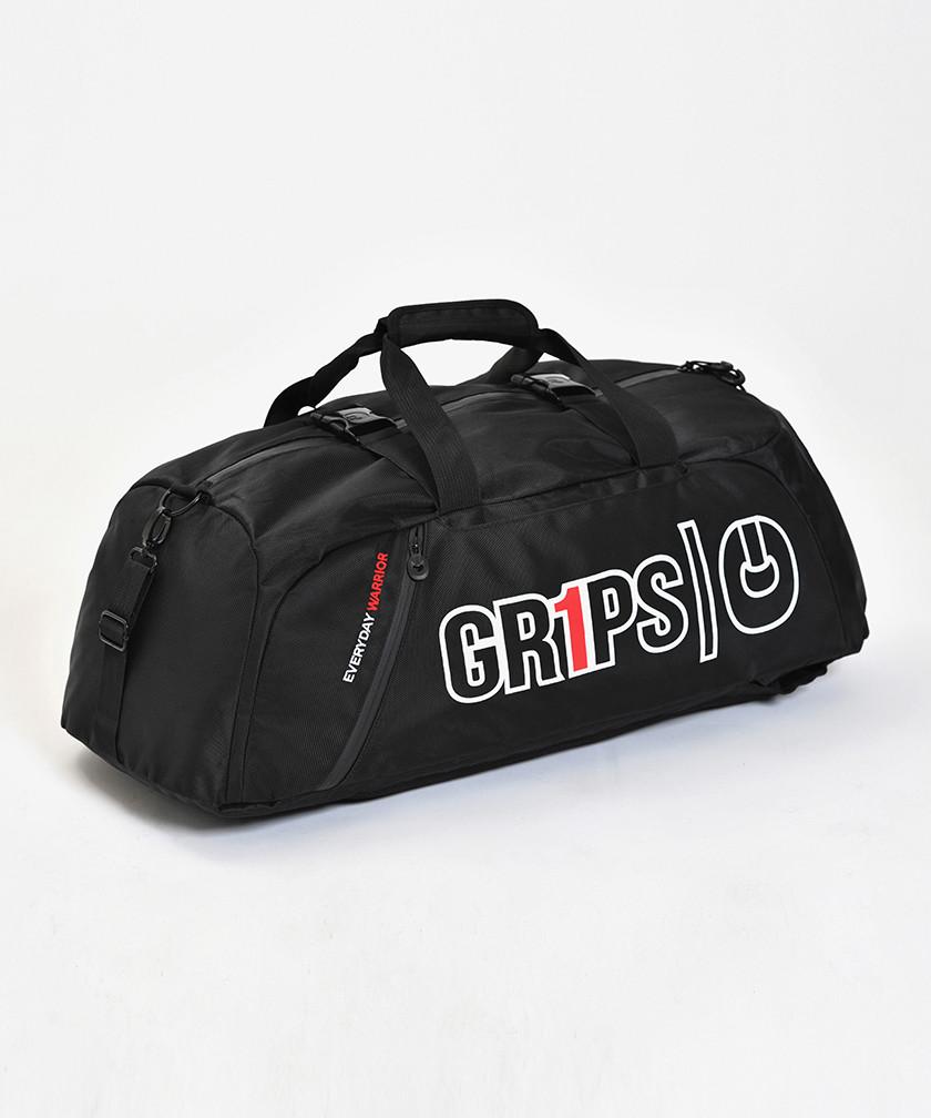 Duffel Backpack 2.0 Black