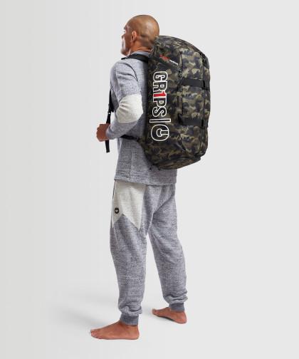 Duffel Backpack 2.0 Woodland Camo